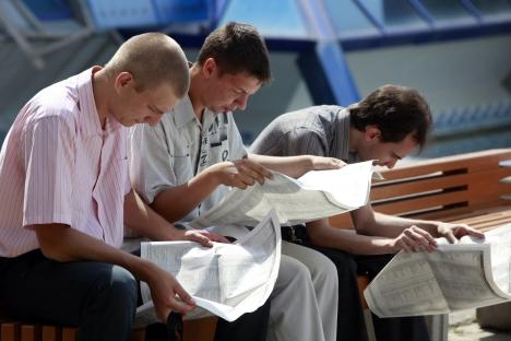 El empleo en abril aumentó en 1.064.000 personas. Fuente: Reuters.