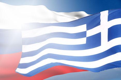 Grecia y Rusia tienen lazos históricos. Elaboración propia