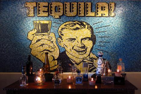 El tequila es una bebida cada vez más popular en Rusia. Fuente: Josh Kenzer