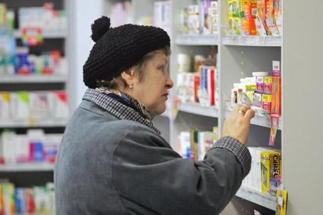 Un nuevo preparado previene las enfermedades oculares. Fuente: Itar Tass.
