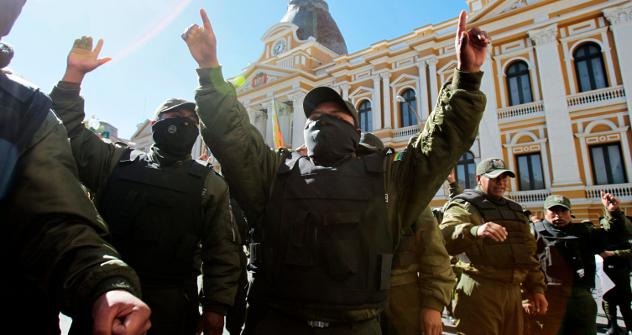 Las protestas continúan, pese a los intentos de negociación por parte del gobierno. La policía acaba de rechazar las últimas ofertas. Fuente: Reuters.
