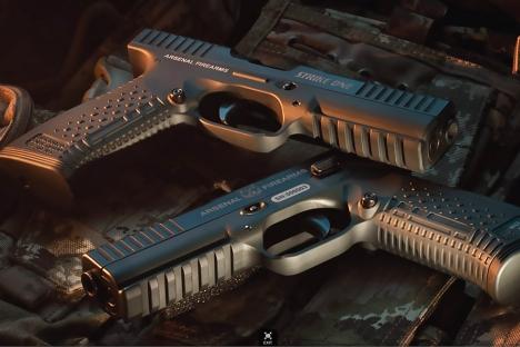 El Ministerio de Defensa ruso ha declarado en repetidas ocasiones su intención de deshacerse de las viejas pistolas Makárov. Fuente: Arsenal Fire Arms.