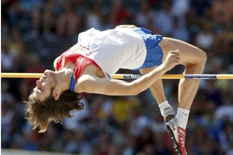 Скок во височина.