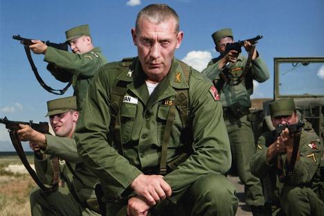 Ígor Zhizhikin, actor ruso que ha desarrollado su carrera en EE UU.Fuente: Servicio de prensa.