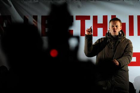 Alexéi Navalni. Foto: Itar-Tass.