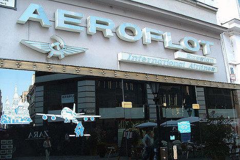 La aerolínea rusa Aeroflot, con 89 años de servicio a sus espaldas, es una de las más antiguas del mundo. Fuente: Flickr/ Carmen Alonso Suarez.
