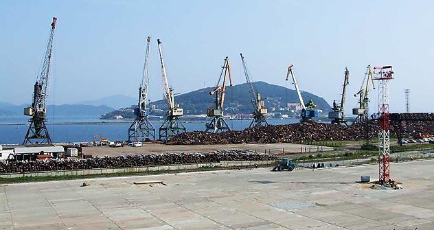 Los diversos puertos son un elemento clave y estratégico dentro de las infraestructuras de mejora que se plantean.