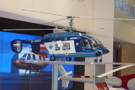 El modelo Ka- 226 T. Fuente: Flickr/ plutogno.