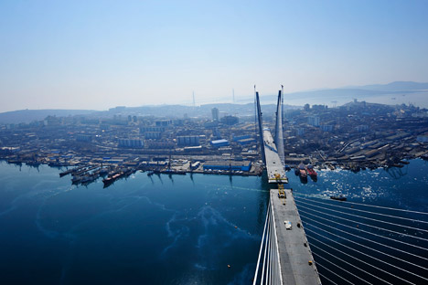 Vladivostok. Fuente: ITAR-TASS