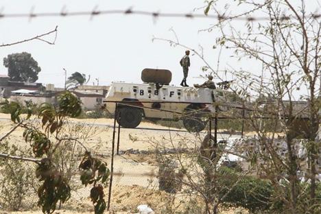 Rusia considera vital la importancia de mantener las fuerzas de la ONU desplegadas en Siria. Fuente: AP.