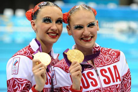 Rusia ha obtenido 82 medallas en total: 24 de oro, 26 de plata y 32 de bronce. Fuente: Itar Tass.