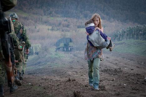 Los rusos étnicos de Crimea y Transnistria. Fuente: kinopoisk.ru