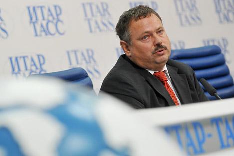 Maxim Medvedkov, director del Departamento de Negociaciones Comerciales del Ministerio de Economía y Desarrollo. Fuente: Alexander Utkin / Ria