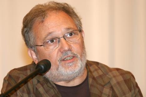 El arquitecto José Acebillo. Fuente: PhotoXPress.