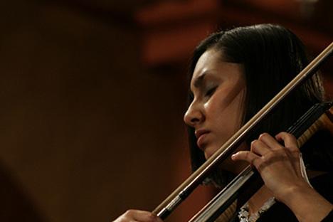 Todas las orquestas mexicanas se han beneficiado de la influencia de jóvenes artistas rusos. Fuente: Flickr/ xinita.org