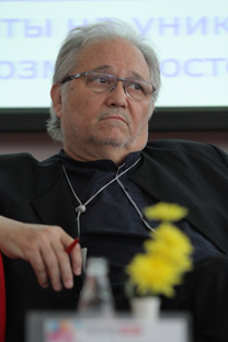 El arquitecto José Antonio Acebillo. Fuente: Tatiana Anbreeva.