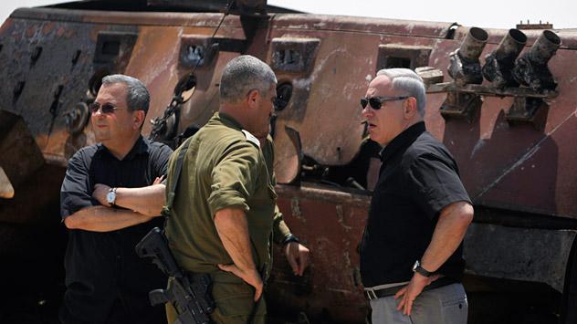 Evgueni Satanovski, presidente del Instituto de Oriente Próximo, considera que habrá un nuevo conflicto militar en Oriente Próximo. Fuente: Reuters Vostock.