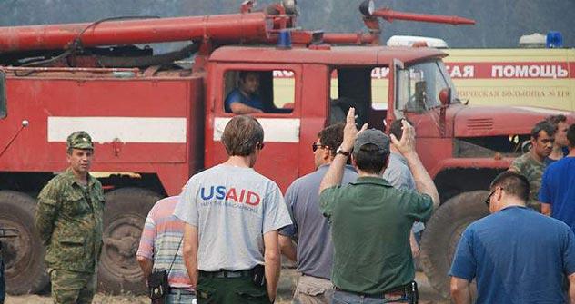 Se piensa que la decisión de reducir la financiación no pudo ser tomada de forma espontánea por la representación de USAID en Rusia. Fuente: USAID / Sviatoslav Stoyanov.