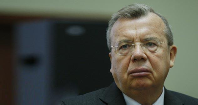 Yuri Fedótov, director de la Oficina de las Naciones Unidas Contra la Droga y el Delito (ONUDD). Fuente: Ria