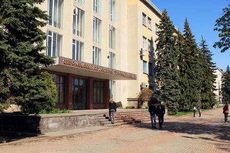 Una nueva universidad federal en el Cáucaso Norte. Fuente: Lori / Legionmedia