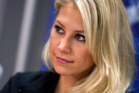 Anna Kournikova. Fuente: Reuters / Vostock Photo.