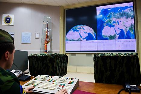 Los observadores no descartan que Rusia y China acaben por aunar esfuerzos en la búsqueda de soluciones para el problema del sistema de defensa antimisiles estadounidense. Fuente: ITAR-TASS