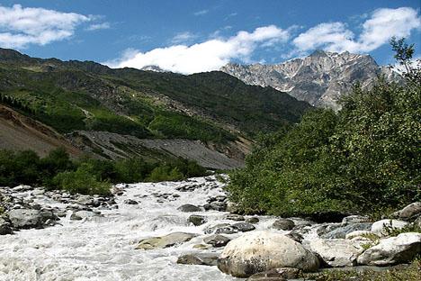 Cáucaso del Norte. Fuente: flickr / gobe67.