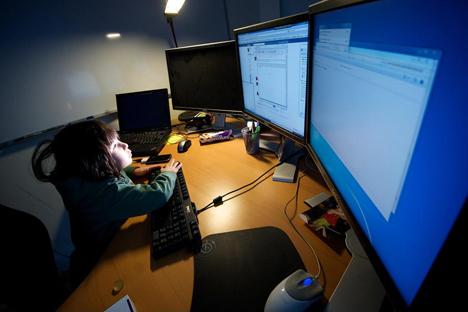 En 2014 el 71% de la población adulta tendrá acceso regular a internet. Fuente: Flickr / I3wn