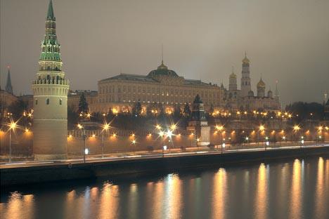 Kremlin. Fuente: Flickr / koraxdc
