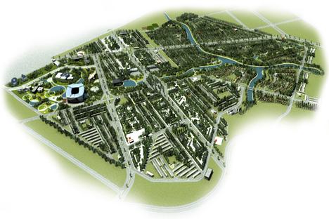 HCP Architecture & Engineering está dirigida por F. Javier Higuera, Alejandro Pérez y Emad Fikry. Fuente HCP
