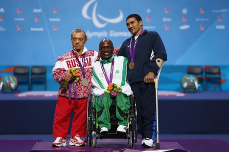 Los Juegos Paralímpicos se celebraron casi un mes después de la clausura de los Juegos Olímpicos de Londres. Fuente: Michael Steele / Getty Images