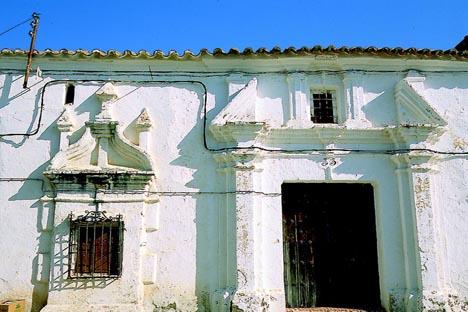 Arquitectura Popular de la Siberia Extremeña. Fuente: Junta de Extremadura.