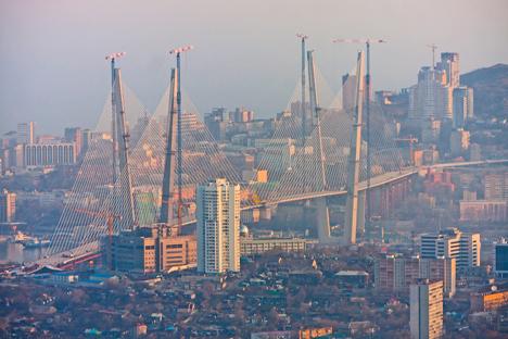 Vladivostok. Fuente: Vitaly Raslakov