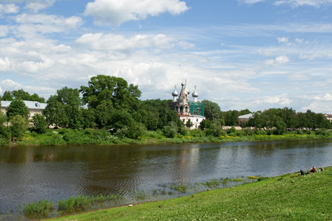 Vologda. Fuente: Flickr / Mothlike.