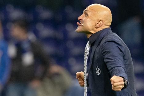 Luciano Spalletti, entrenador del Zenit de San Petesburgo. Fuente: fc-zenit.ru.