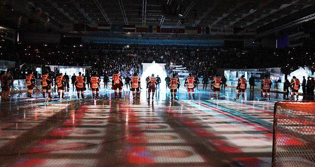 La composición del nuevo Lokomotiv. Fuente: RIA