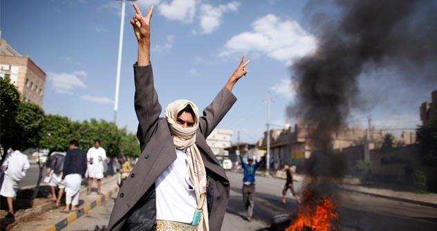 La ola de antiamericanismo en Oriente Próximo. Fuente: reuters / VostockPhoto.