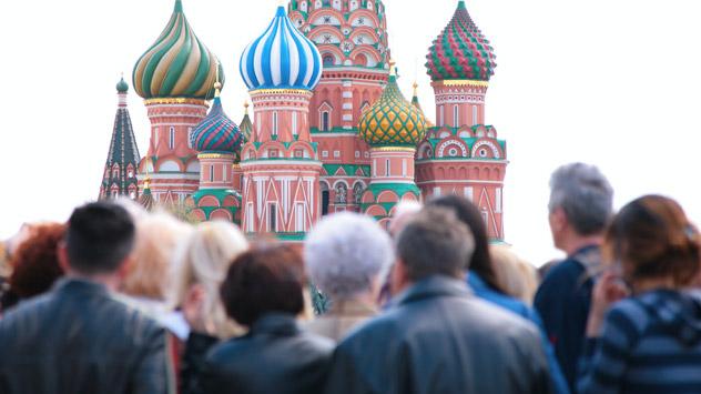 Los propios autores de la investigación tienen dudas de la religiosidad de los rusos. Fuente: ITAR-TASS.