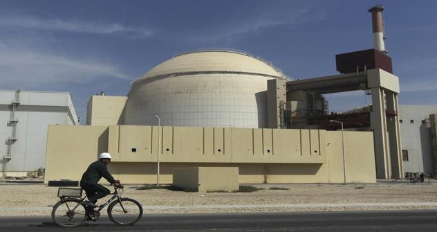 EE UU y otros países occidentales sospechan que Irán está desarrollando un arma nuclear bajo la cobertura de un programa atómico pacífico. Fuente: AP