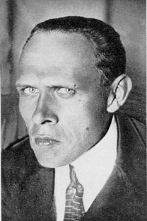 Daniil Jarms, un escritor satírico ruso de la época soviética que se incluye dentro de la corriente del surrealismo y el absurdo. Fuente: Wikipedia / Smithers / PD-RUS, PD-OUD.