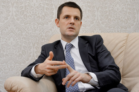 Sergei Kuznetsov. Source: Ilya Pitalev / RIA Novosti