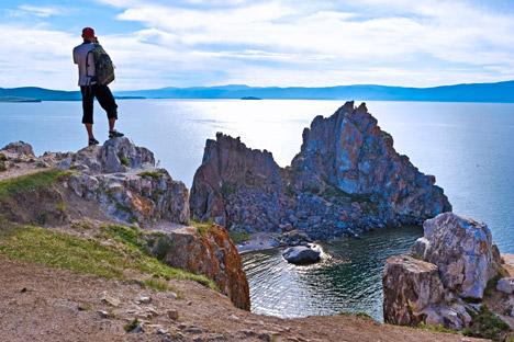 El lago Baikal es una de las maravaillas de la naturaleza. Fuente:  Lori/Legion Media