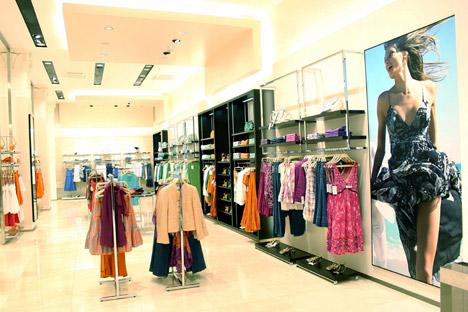 En septembre 2012, la chaîne russe du groupe comptait 274 magasins. Crédit photo: RIA Novosti