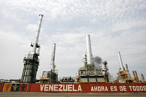 Los proyectos petrolíferos en Venezuela podrían salir muy caros. Fuente: Reuters / VostockPhoto.