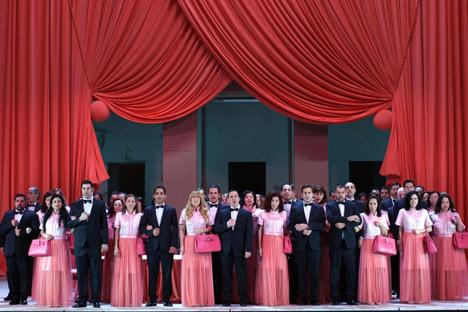 Teatro Real. Fuente: Javier del Real / Teatro Real.