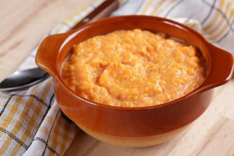 Un nutritivo plato de cereales para disfrutar antes de Halloween. Fuente: Lori / LegionMedia