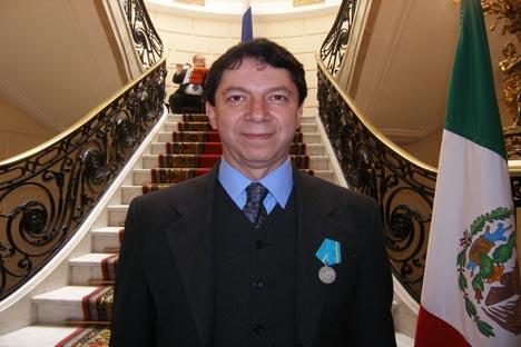 José Luís Flores López. Fuente: RIA
