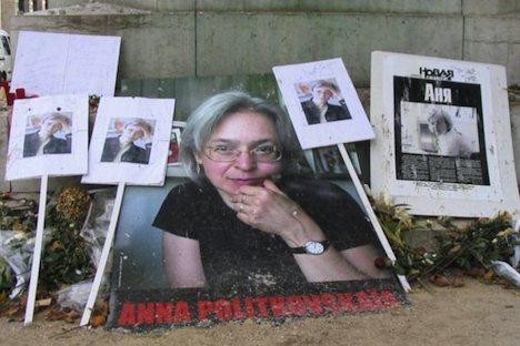 Siguen los intentos por esclarecer el asesinato de la periodista rusa Anna Politkóvskaya. Fuente: Dr.