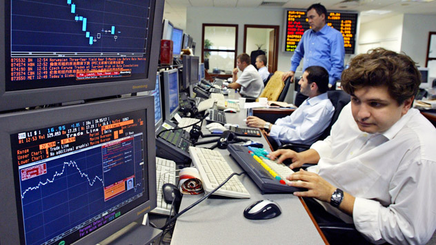 Según Goldman Sachs el rublo puede fortalecerse. Fuente: AP.