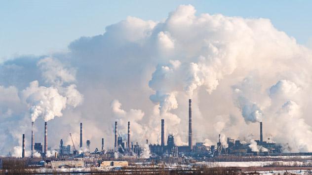 En los despachos gubernamentales se debate sobre la utilidad económica y ecológica del proyecto. Fuente: Kommersant.